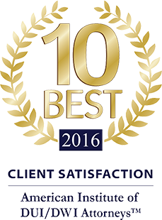 10 Best in 2016 Client Satisfaction